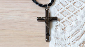 Une croix Photos libres de droits