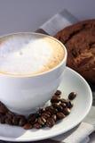 Une cuvette de café Images libres de droits