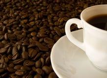 Une cuvette de café image libre de droits