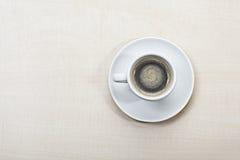 Une cuvette de café express Photos libres de droits