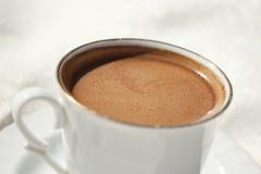 une cuvette de café turc Photos libres de droits