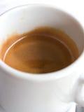 Une cuvette de coffe Photo stock
