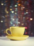 Une cuvette de thé Photos libres de droits