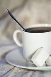 Une cuvette de thé Photo libre de droits