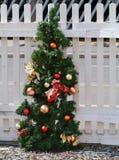 Une décoration de Noël d'été Photographie stock libre de droits
