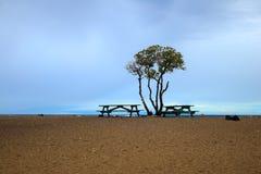 Une des plages les plus belles et fortement les plus ?valu?es au monde - plage de Wailea, Maui, Hawa?, Etats-Unis photo stock