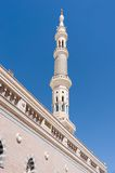 Une des tours à la mosquée de Nabawi Photo stock