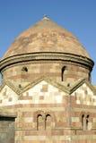 Une des trois coupoles dans Erzurum Images libres de droits