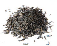 Une dispersion du thé Photographie stock libre de droits