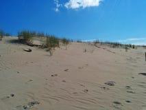 Une dune calme en Lithuanie image stock