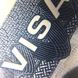 Une estados de visto de América H1B para indianos fotografia de stock royalty free