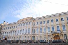 une façade magnifique Photos stock