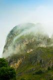 Une falaise Photos stock