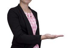 Une femme 10 d'affaires Photo stock