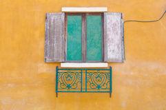 Une fenêtre image stock
