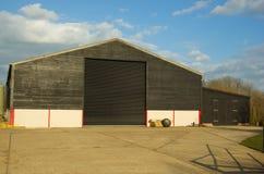 Une ferme anglaise moderne photo libre de droits