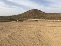 Une ferme dans la fabrication Image libre de droits