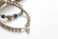Une ficelle de bracelet de Bodhi Photographie stock libre de droits