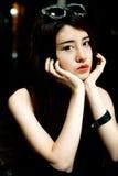 Une fille chinoise Image libre de droits