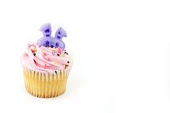 Décoration de gâteau de tasse Photographie stock libre de droits