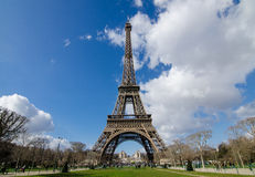 Une fois dans un temps de la vie à Paris Image stock