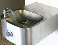 Une fontaine d'eau d'intérieur Images stock