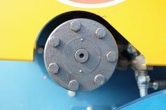 Une goupille de chandelle Photo libre de droits