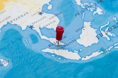 Carte Du Monde Kuala Lumpur.Carte De Kuala Lumpur Image Stock Image Du Itineraire 45714265
