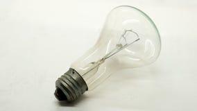 Une grande ampoule pour l'allumage Images stock