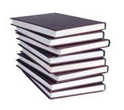 Une grande pile de livres photo libre de droits