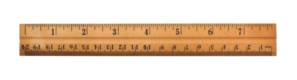 Une grille de tabulation en bois Images libres de droits