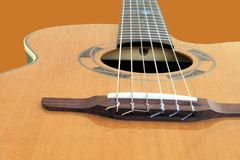 Une guitare Images stock