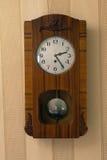 Une horloge Photographie stock libre de droits
