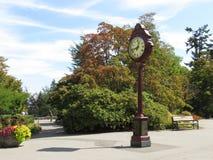 Une horloge classique image stock
