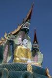 Statue de Bouddha - Monywa - Myanmar Photos stock