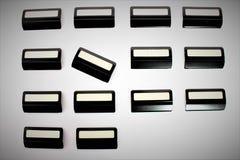 Une image de concept des étiquettes de dossier - avec l'espace de copie Photo stock