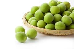 Une image de fruit de prune Image libre de droits