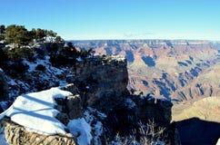 Parc national de canyon grand Photos libres de droits
