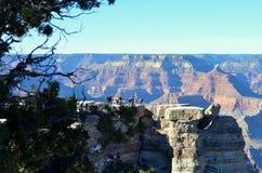 Parc national de canyon grand Photo stock