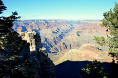 Parc national de canyon grand Photographie stock libre de droits