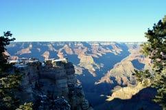 Parc national de canyon grand Photographie stock