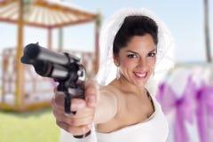 Tueur de mariage Photos libres de droits