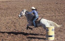 Une La Fiesta De Los Vaqueros, Tucson, Arizona photos stock
