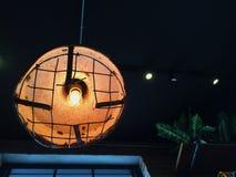 Une lampe Photo libre de droits