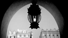 Une lanterne de Rynek photos stock