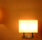 Une lumière Photo stock