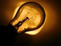 Une lumière vivante donne des morts de la vie image libre de droits