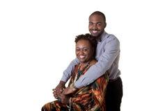 Une mère et son fils adolescent Photographie stock