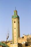 Une Médina dans une place de Fez Photo stock