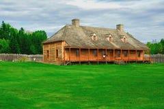 Une maison amercian indigène Image stock